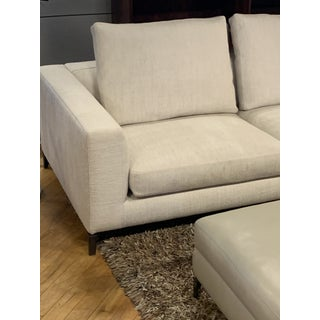 Modern Minotti White Sectional Preview