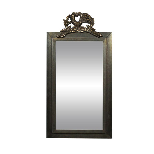 Mid-Century Rooster Design Mirror - Image 1 of 3