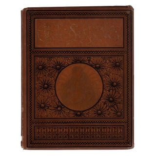 """1885 """"The Eve of St Agnes"""" Collectible Book For Sale"""