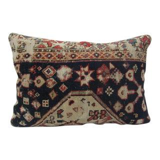 Turkish Decorative Antique Kilim Handmade Pillow Cover For Sale
