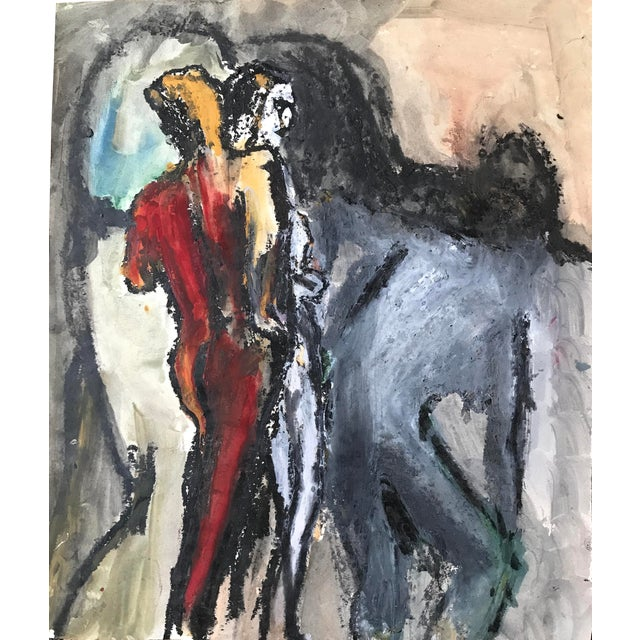 1960s Bay Area Figurative Movement Female Artist For Sale