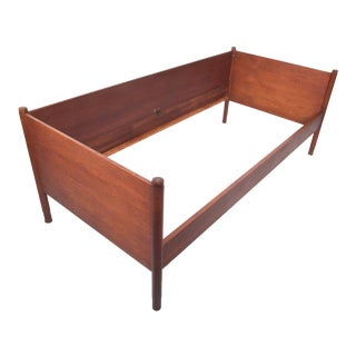 Teak DayBed #2 Borge Mogensen Soborg Mobler Model 136 For Sale