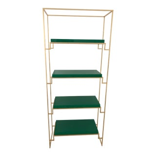 Contemporary Worlds Away Shadow Etagere For Sale