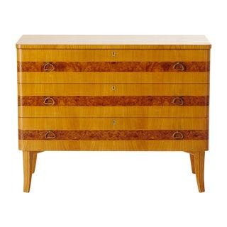 Swedish Art Moderne Dresser in Elm by Bodafors