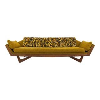 Vintage Mid-Century Adrian Pearsall Gondola Sofa For Sale