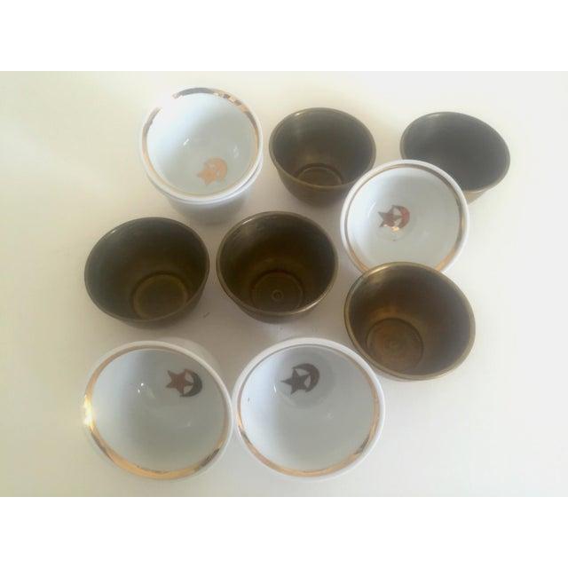 Turkish Bohemian Handmade Coffee Service - Image 5 of 10