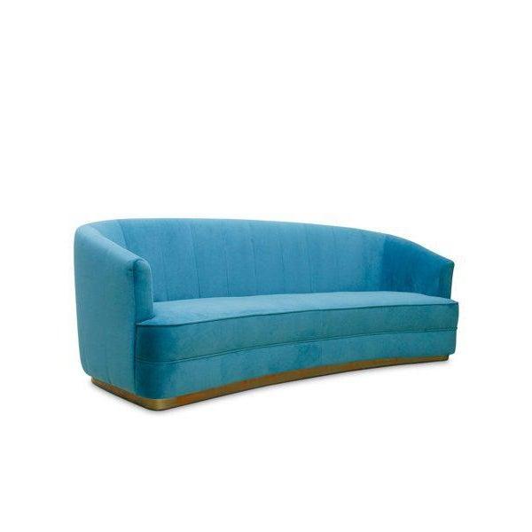 Not Yet Made - Made To Order Covet Paris Saari Sofa For Sale - Image 5 of 5