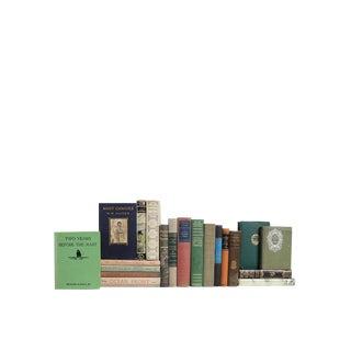 Traditional Nautical : Set of Twenty Decorative Books
