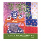 Image of Henri Matisse, Interior With Dog, Offset Lithograph, Edition: 1000, 2005 For Sale