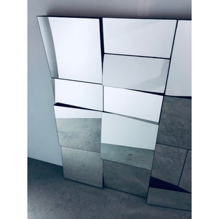 "Neal Small ""Slopes"" Faceted Wall Mirror Preview"
