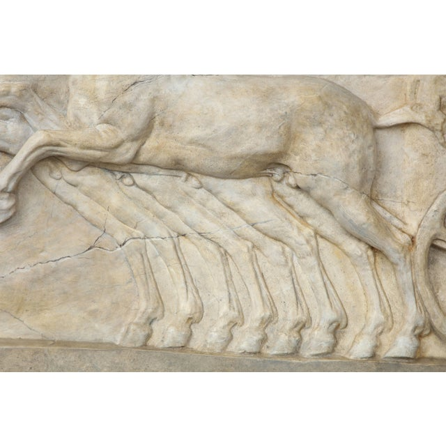 Neoclassical Plaster Panel For Sale - Image 4 of 8