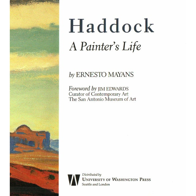 Haddock: A Painter's Life - SIGNED For Sale - Image 5 of 8
