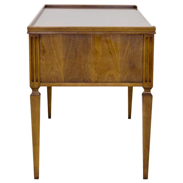 Baker Furniture Company Baker Milling Road Writing Desk For Sale - Image 4 of 10