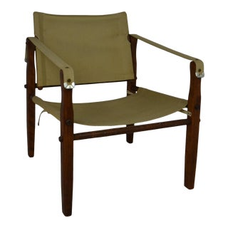 Gold Medal Campaign Chair For Sale