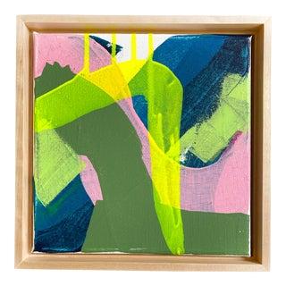 """Jessalin Beutler """"New Grass"""" 2021 Framed Painting For Sale"""