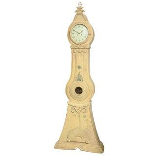 Late 18th Century Swedish Period Extraordinary Collectible Mora Clock For Sale