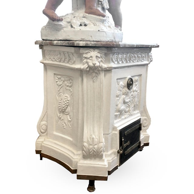 Louis XVI Heating Stove For Sale In New York - Image 6 of 11