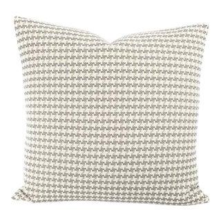 """Kravet Huron in Linen Pillow Cover - 20"""" X 20"""" For Sale"""