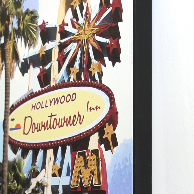 """""""Hollywood Downtowner"""" Original by Michael Giliberti - Image 6 of 9"""