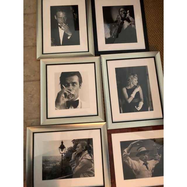 White Ralph Lauren Framed Pictures - Set of 6 For Sale - Image 8 of 8
