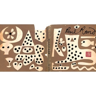 Paul Rand: His Work from 1946 to 1958 For Sale