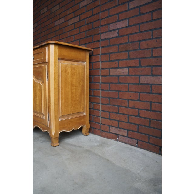 Brown Ethan Allen Country French Server For Sale - Image 8 of 11