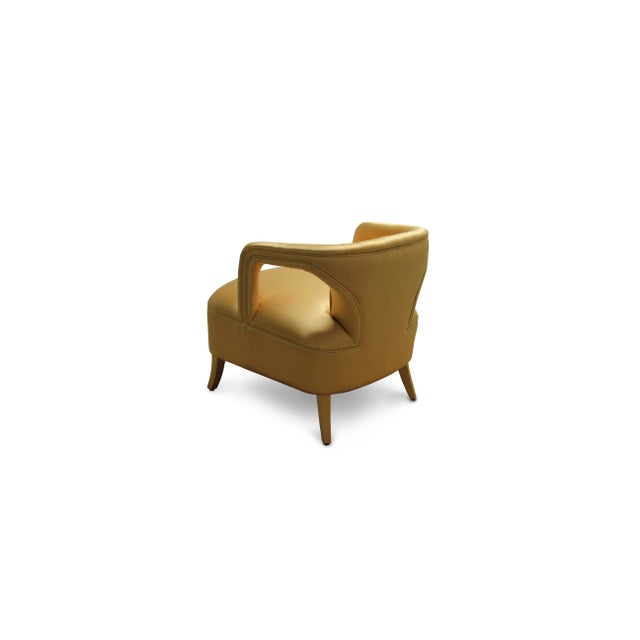Covet Paris Karoo Armchair For Sale - Image 6 of 7
