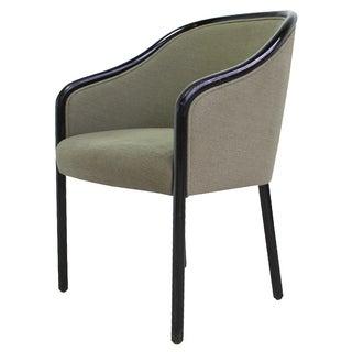 Ward Bennett Brickell Olive Arm Chair 12 Avail.