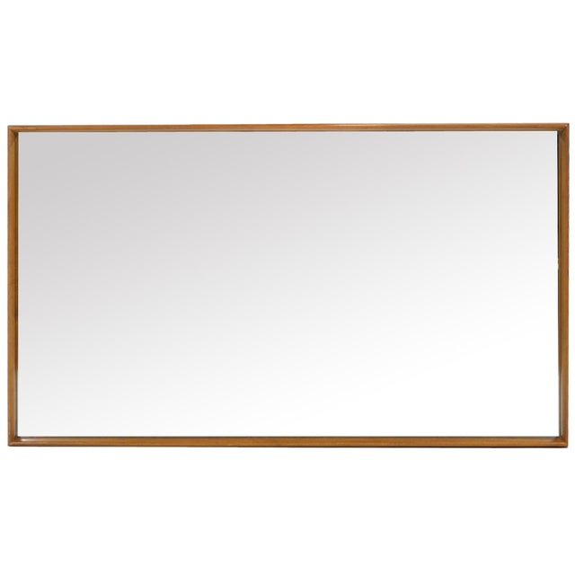 t.h. Robsjohn-Gibbings Mirror by Widdicomb For Sale - Image 10 of 10