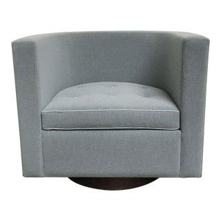 RJones Barrel Lounge Chair For Sale