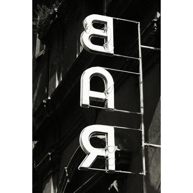 "Robert Evans ""The Bar"" Framed Photo Print - Image 3 of 3"