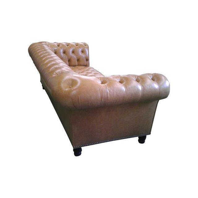 """Animal Skin Custom to Order """"Personalized Furniture"""" Collection Sofa For Sale - Image 7 of 8"""