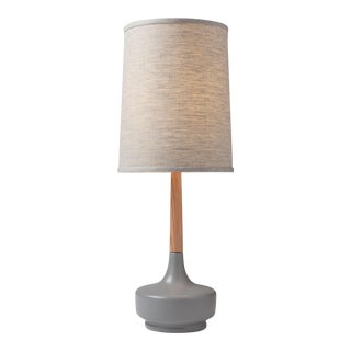 "Mid Century Modern ""Brooke"" Nantucket #5 Table Lamp For Sale"