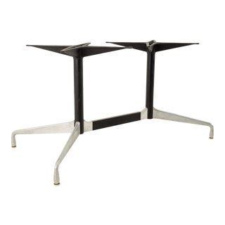 Charles and Ray Eames for Herman Miller Aluminum Group Mid Century Table Base For Sale