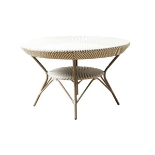 Contemporary Panini Outdoor Dining Table For Sale