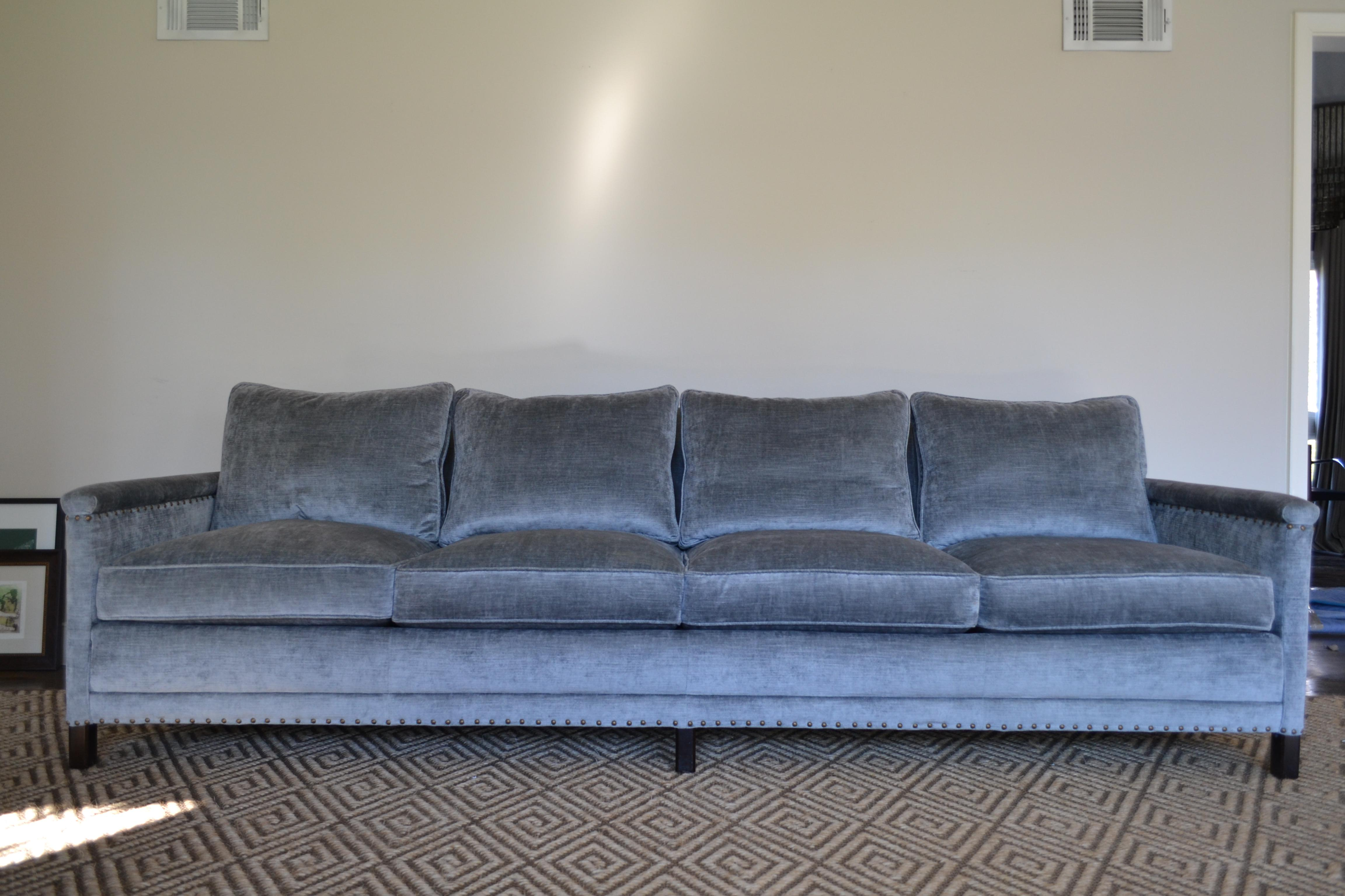 Lee Industries 1935 44 Extra Long Sofa   Image 10 Of 10
