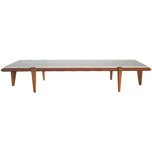 Mid-Century Modern Coffee Table - Image 1 of 7