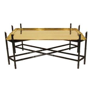 Yale Burge Regency-Style Coffee Table