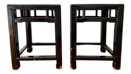 Image of Chinese Low Stools