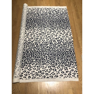 Traditional Schumacher Iconic Leopard in Ink - 4 Yards Preview