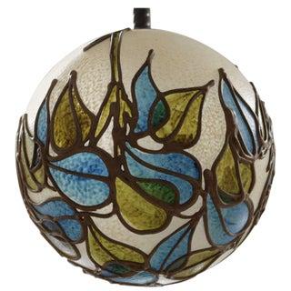 Organic Resin Pendant Lamp