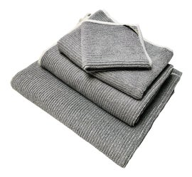 Image of Gray Hand Towels