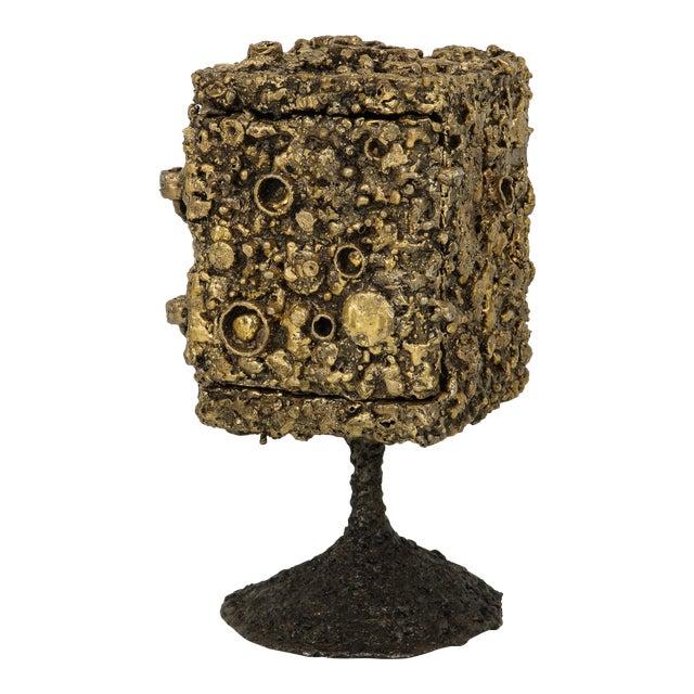 """James Bearden """"Moon Box #2"""" For Sale"""