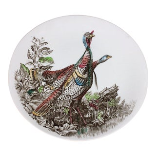 Oval Porcelain Plate from Johnson Brothers, 1950s For Sale