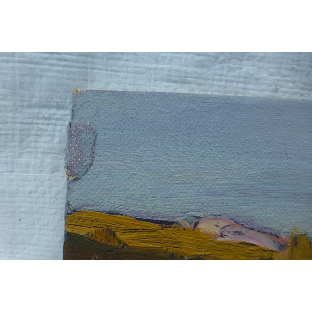 H.L. Musgrave Mid-Century Ocean Painting - Image 3 of 7