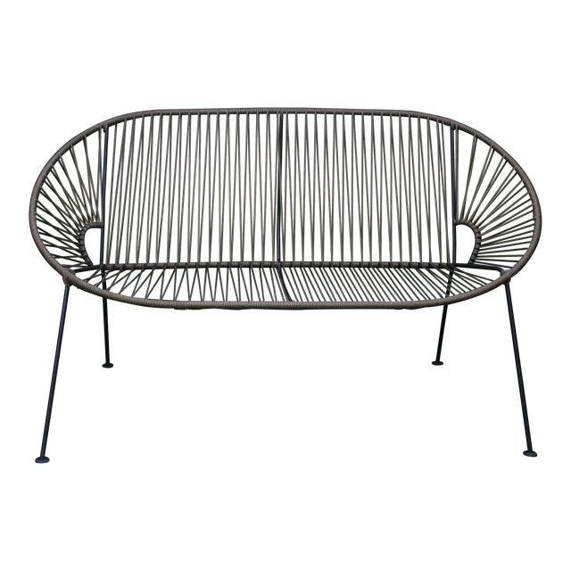 Prime Modernist Mexa Handwoven Ixtapa Loveseat Pdpeps Interior Chair Design Pdpepsorg