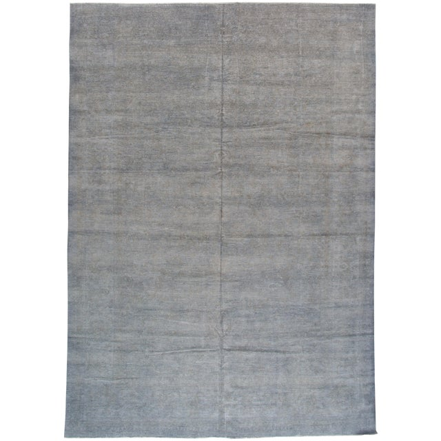 21st Century Modern Overdyed Rug For Sale