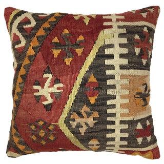 "Rug & Relic Kilim Pillow | 18"""