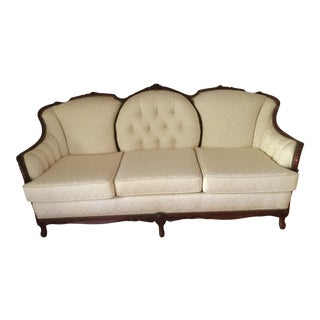 Vintage Victorian Style Couch For Sale