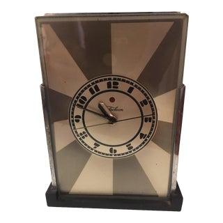 1930s Paul Frankl Art Deco Clock For Sale